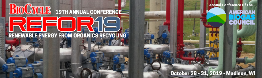 Guild Associates at Biocycle REFOR 2019, October 28 -31, Madison, WI