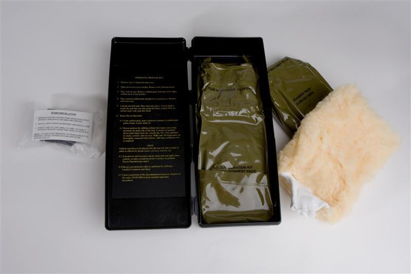 M100 Equipment Decontamination Kit